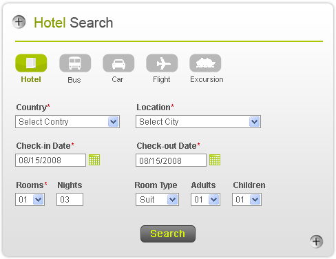 Internet booking engine online booking engine hotel for Booking hotels